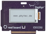 PHYTEC Reel Board Zephyr Project