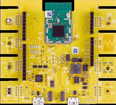 PHYTEC phyNODE MKW2x IoT
