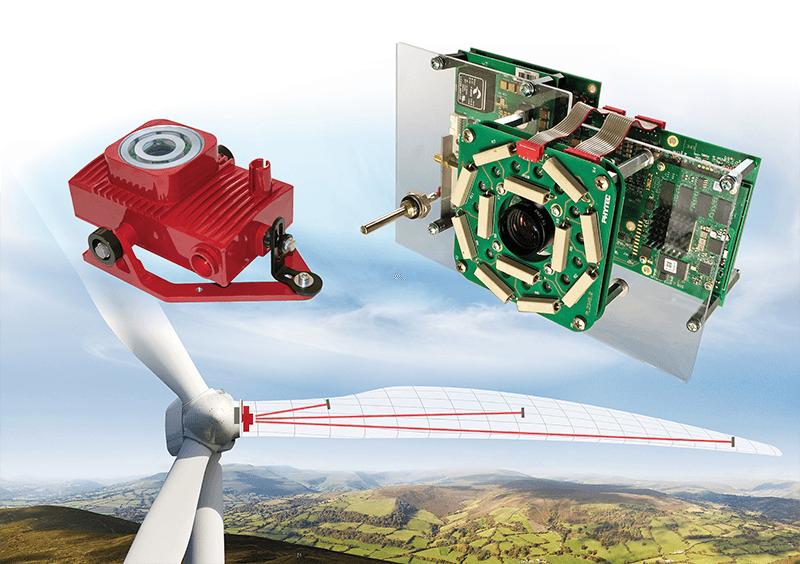 SSB Wind Blade Vision System
