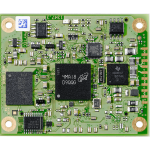 PHYTEC phyCORE-OMAP44xx System on Module top view