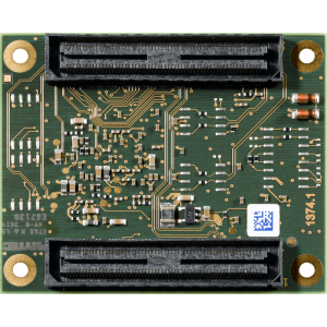 PHYTEC phyCORE-Vybrid System on Module bottom view