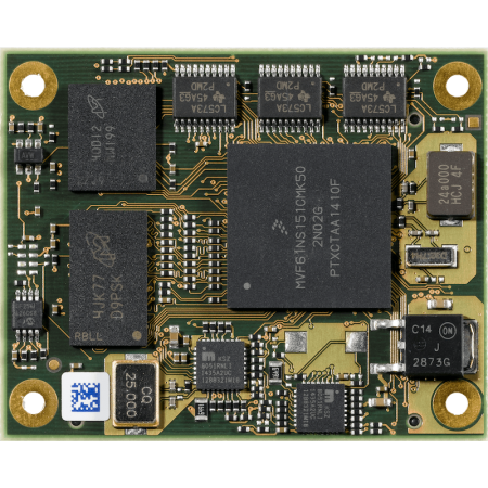 PHYTEC phyCORE-Vybrid System on Module top view