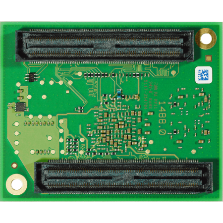 PHYTEC phyCORE-i.MX 8X System on Module bottom view