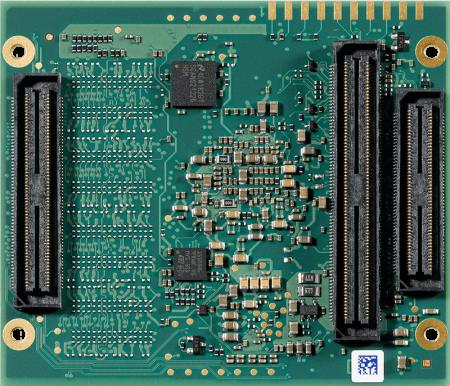 PHYTEC phyFLEX-i.MX 6 System on Module bottom view