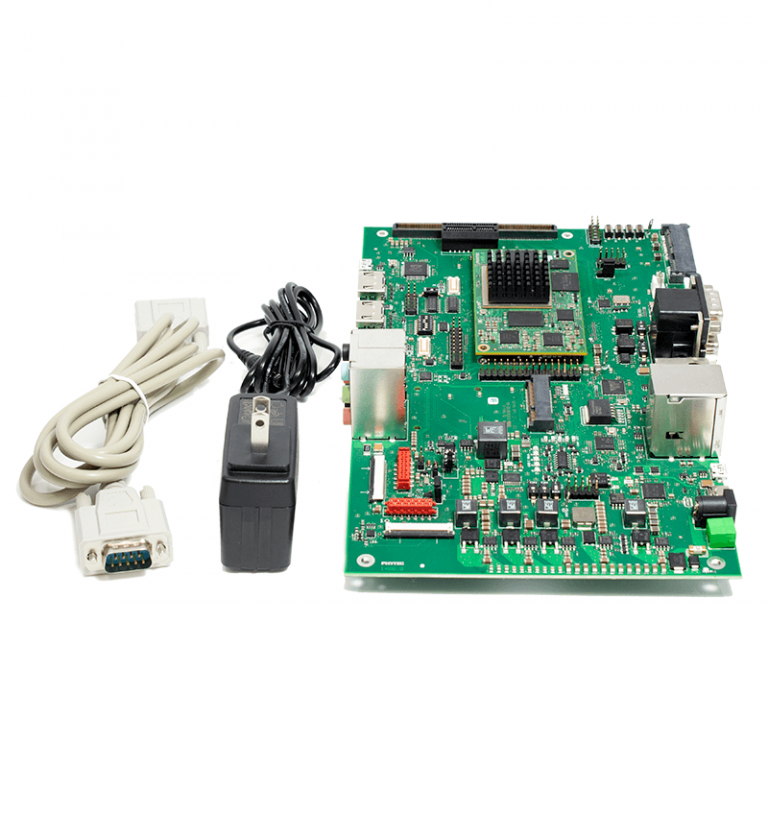 PHYTEC phyCORE-i.MX 8QM Rapid Development Kit