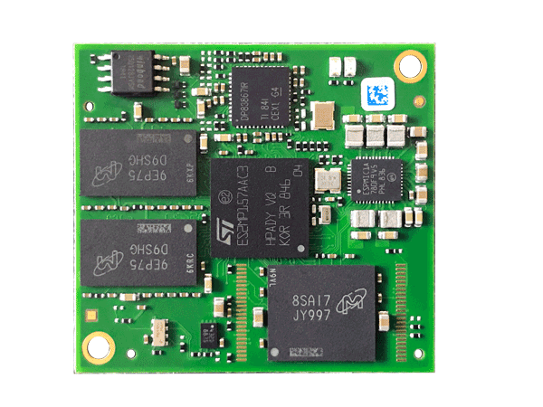 STM32MP15x top